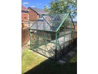 Greenhouse 180x190cm