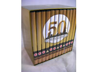 Coronation Street 50th Golden Anniversary DVD Collection Box Set (WH_3705)