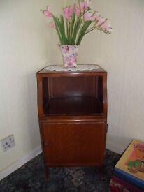 Handy Small Wooden Cupboard/Cabinet