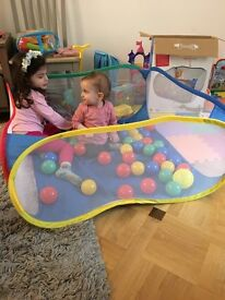 Hamleys Baby Ball Zone with 50 balls
