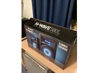 Numark N-wave 580L speakers
