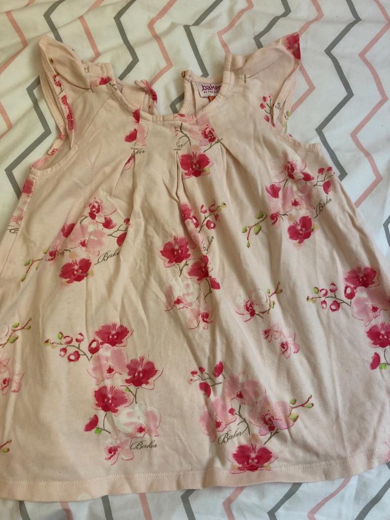 ab7d04d37903 Ted baker 12-18 months dress
