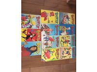 Vintage Collector Bunty Annual Books 11Set