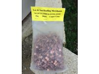 Copper Clout Nails 1KG Bags