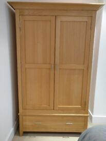 Beautiful solid wood wardrobes for sale (X2)