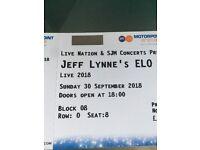 Jeff Lynn and ELO tickets