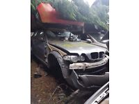 2004 BMW 318I PETROL BREAKING FOR PARTS