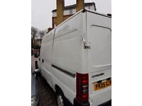 Citroen Relay 2.2 HDi 1800 High Roof Van 4dr WHITE COLOR IN A GOOD RUNNING CONDITION