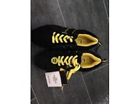 NEW Steel Toe Cap Shoes - uk size 9