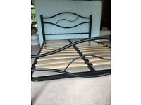 Double Bed and Quality Mattress super comfortable