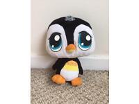 Littlest Pet Shop Soft Cuddly Penguin Toy