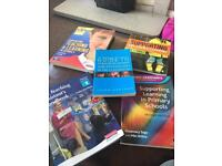 Supporting teaching and learning in schools level 2 plus other books Used