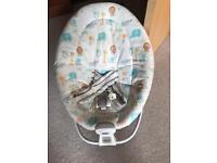 Graco Baby Rocker with Vibrations