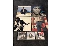 Bruce Springsteen Vinyls and CDs