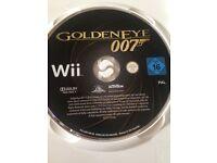 Golden Eye 007 Wii Game