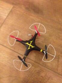 Crashed Drones (quadopters)