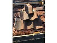 Reclaimed Roof Tiles Pantile Deep Dish