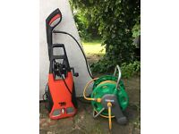 Pressure Washer and Hose 12.5m