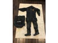 Otter dry suit - Large