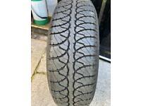 Peugeot Wheel & Tyre