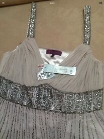 Embellished prom/bridesmaid/occasion dress