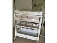 Cosatto Baby Changer with Bath and storage
