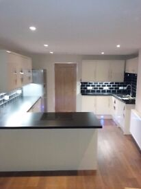 1 Bed, 2 bathrooms Flat. Brand new Luxury flat with Secure parking in centre of town.