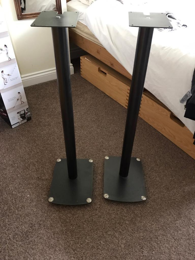 Bookshelf Bose Speaker Stands