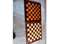 Chess/draught board