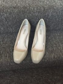 Nude colour heels from next size 7