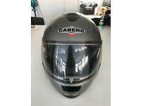 Caberg full face motorcycle helmet