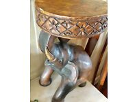 Luck elephant table/chair for sale