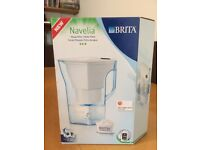 Brita Navelia Water Jug (brand new in box)
