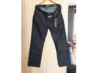 MENS NEW JEANS SIZE 38W 33LEG WITH TAGS