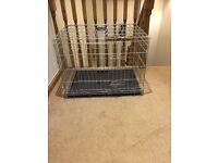 30x23x21 inches Dog Cage in a Great Condition!