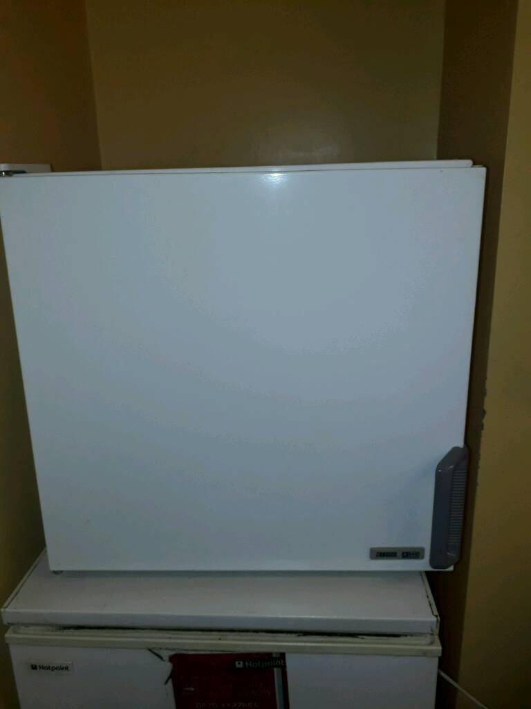 Zanussi table top freezer