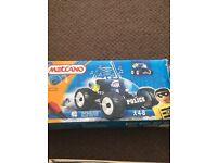 Meccano police kit