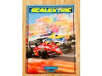 Vintage Scalextric 30th Edition 1989 Catalogue