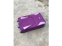 Purple Suitcase
