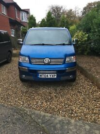 VW T5 T30 Lwb 2004 1.9 tdi. Insulated ready to convert!