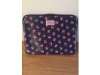 "Cath Kidston floral laptop case 15"""