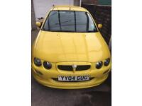 Mg zr Low mileage