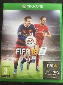 Fifa 16 - Xbox ONE Edition