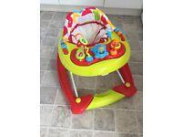 red kite baby go round walker twist