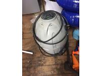 Hot tub pump lay z spa good condition and working