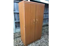 Retro wardrobe ( can deliver)