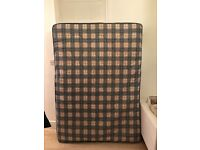 Double Bed Mattress - Great Condition