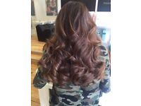London based Hairdresser / Hair Extensions