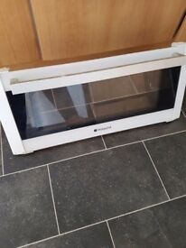 Hotpoint ew74 cooker door