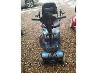 Mercury Prism mobility scooter New Batteries